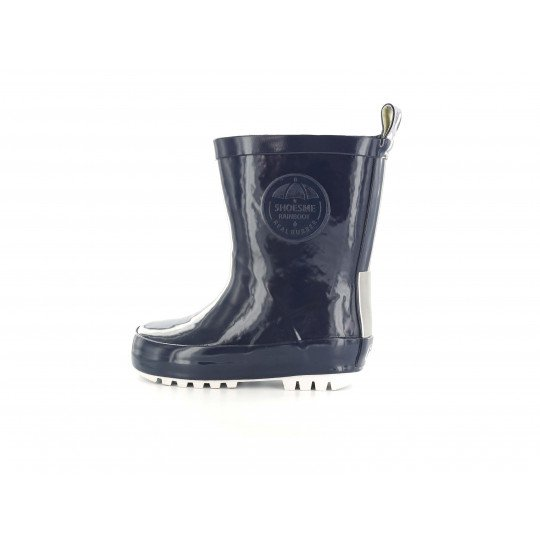 Shoesme navy blue Wellington Boots