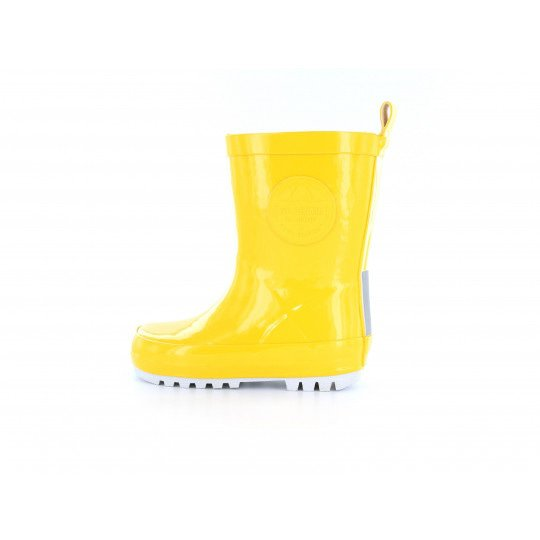 Shoesme yellow Wellington Boots