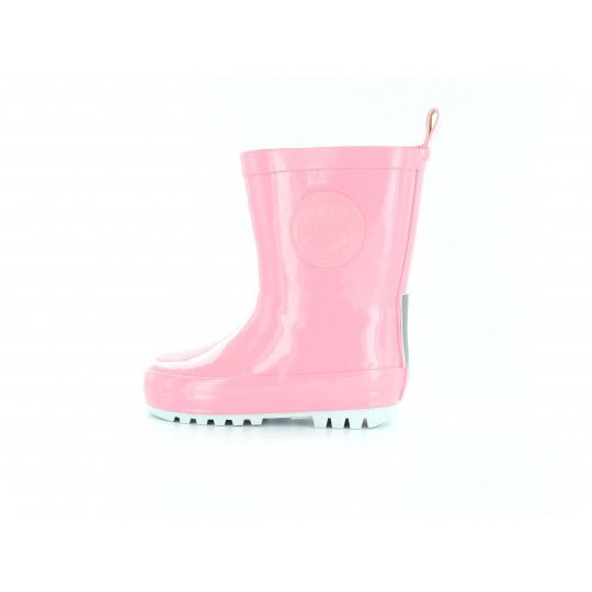 Shoesme pink Wellington Boots