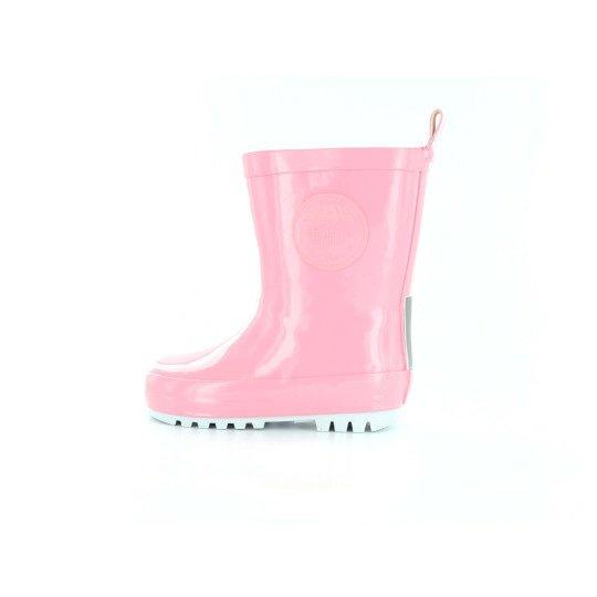 Shoesme pink Wellington Boots