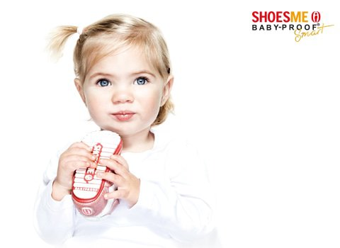 BABY-PROOF® Smart Baby Walking Shoes
